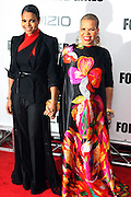 25 October 2010- New York, NY- l to r: Janet Jackson and Ntozake Shange at Tyler Perry's World Premiere of the Film 'For Colored Girls ' an Adaptation of Ntozake Shange's play ' For Colored Girls Who Have Considered Suicide When the Rainbow Is Enuf.' held at the Zeigfeld Theater on October 25, 2010 in New York City.