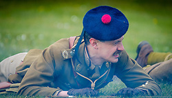 Sunday 7th May 2017 East Fortune:  Wartime Experience at the National Museum of Flight, East Fortune<br /> <br /> (c) Andrew Wilson | Edinburgh Elite media