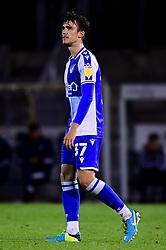 Pablo Martinez of Bristol Rovers  - Mandatory by-line: Ryan Hiscott/JMP - 28/08/2020 - FOOTBALL - Memorial Stadium - Bristol, England - Bristol Rovers v Cardiff City - Pre Season Friendly