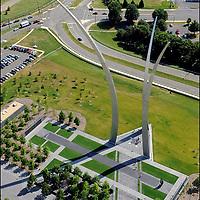 US Air Force Memorial - Arlington, Virginia