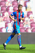 Robbie Deas (#24) of Inverness Caledonian Thistle FC during the SPFL Championship match between Heart of Midlothian and Inverness CT at Tynecastle Park, Edinburgh Scotland on 24 April 2021.