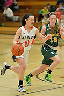 Amherst at North Olmsted girls varsity basketball on December 12, 2014. Images © David Richard and may not be copied, posted, published or printed without permission.