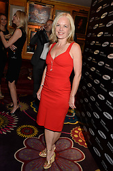 MARIELLA FROSTRUP at the launch of Bluehouse, Samsung's Exclusive New members Club held at Annabel's, 44 Berkeley Square, London on 1st July 2013.