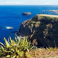 Europe, Portugal, Azores.  São Miguel Island, Azores.