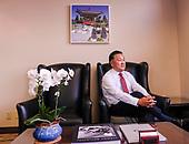 Chong Guk Kim CEO of Hanmi Financial Corp.