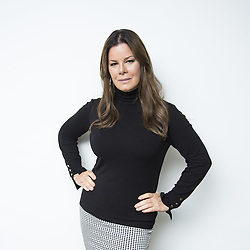 October 12, 2016 - Hollywood, CA, USA - Marcia Gay Harden stars in the TV series Code Black and movie Get a Job. (Credit Image: © Armando Gallo/Arga Images via ZUMA Studio)