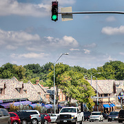 Wornall Rd and 63rd Street, Taken for Rhythm Engineering.