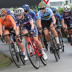 28-08-2020: Wielrennen: EK wielrennen: Plouay<br /> Shirin van Anrooij