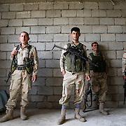 The Peshmerga in Mosul and Kirkuk