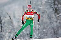 Biathlon, 02. December 2004, World Cup,  Rustam Valiullin, BLR , Hviterussland