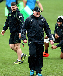 Worcester Warriors Director of Rugby Garry Gold - Mandatory by-line: Robbie Stephenson/JMP - 28/02/2017 - RUGBY - Sixways Stadium - Worcester, England - Worcester Warriors Training - 28/02/17