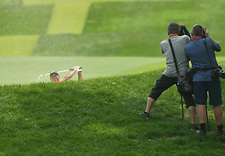 August 12, 2018 - St. Louis, Missouri, U.S. - ST. LOUIS, MO - AUGUST 12: during the final round of the PGA Championship on August 12, 2018, at Bellerive Country Club, St. Louis, MO.  (Photo by Keith Gillett/Icon Sportswire) (Credit Image: © Keith Gillett/Icon SMI via ZUMA Press)