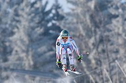 04.03.2011, Pista di Prampero, Tarvis, ITA, FIS Weltcup Ski Alpin, Supercombi der Damen, im Bild Margret Altacher (AUT) // Margret Altacher (AUT) during Ladie's Supercombi FIS World Cup Alpin Ski in Tarvisio Italy on 4/3/2011. EXPA Pictures © 2011, PhotoCredit: EXPA/ J. Groder