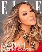December 1, 2020 (Worldwide): Mariah Carey Covers ELLE Magazine