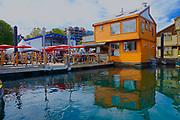 Victoria, Canada, Fisherman's Wharf