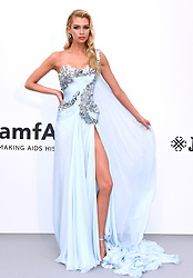 Stella Maxwell attending the 26th amfAR Gala held at Hotel du Cap-Eden-Roc during the 72nd Cannes Film Festival. Picture credit should read: Doug Peters/EMPICS
