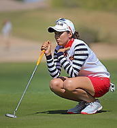 22 MAR15 Chella Choi during Sunday's Final Round of the JTBC Founder's Cup at The Wildfire Golf Club in Scottsdale, Arizona. (photo credit : kenneth e. dennis/kendennisphoto.com)
