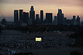 MLB-Los Angeles Dodgers Drive-In Viewing Party-Oct 16, 2020