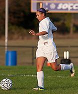 Warwick, New York - Newburgh Free Academy plays Warwick in a varsity girls' soccer game on Sept. 30, 2014.