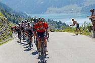 Franco Pellizotti (ITA - Bahrain - Merida) during the 105th Tour de France 2018, Stage 11, Alberville - La Rosiere Espace Bernardo (108,5 km) on July 18th, 2018 - Photo Luca Bettini / BettiniPhoto / ProSportsImages / DPPI