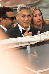 Suburbicon premiere at the 74th Venice Film Festival. 02 Sep 2017 Pictured: George Clooney. Photo credit: Daniele Cifalà / MEGA TheMegaAgency.com +1 888 505 6342