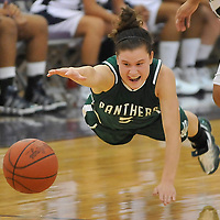 11.26.2010 Lorain vs Elyria Catholic Girls Varsity Basketball