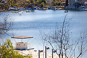 Lake Mission Viejo Beach Lifeguard Tower