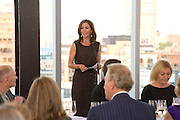 Crown Princess Mary of Denmark's speech;  Per Kirkeby Opening Reception and Dinner. Tate Modern. 16 June 2009.