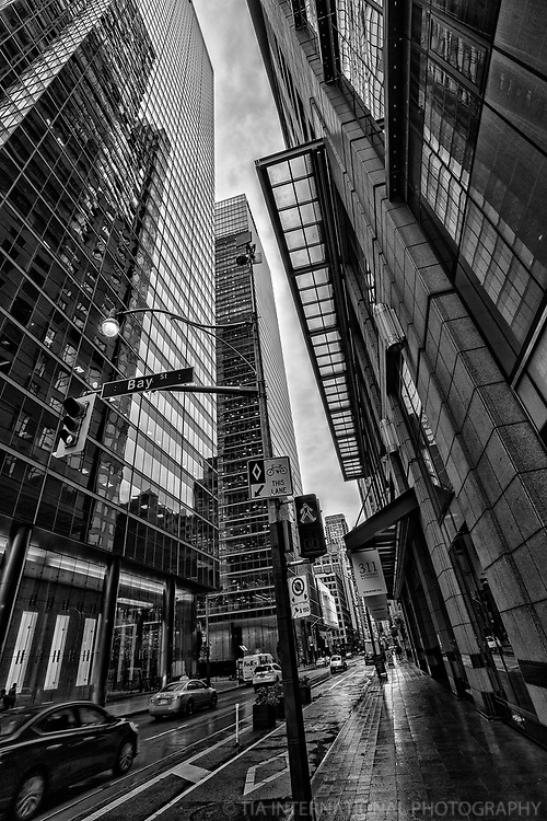Bay & Adelaide Streets, Financial District
