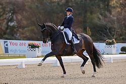 HAGEN a.T.W. - Horses and Dreams meets Japan Sports Edition 2021<br /> <br /> MERRALD Nanna Skodborg (DEN), Atterupgaards Orthilia <br /> CDI 4* Grand Prix<br /> Qualifikation für Grand Prix Special<br /> Preis des Gestütes Vorwerk<br /> <br /> Hagen a.T.W., Hof Kasselmann<br /> 23. April 2021<br /> © www.sportfotos-lafrentz.de/Stefan Lafrentz