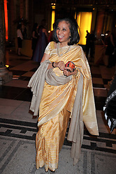 GAURI KEELING at a dinner to celebrate the opening of 'Maharaja - The Spendour of India's Royal Courts' an exhbition at the V&A, London on 6th October 2009.