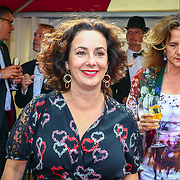 NLD/Amsterdam/20180616 - 26ste AmsterdamDiner 2018, Femke Halsema