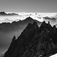 Limited Editions: Alps monochrome
