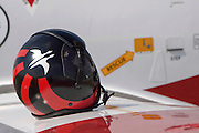 Israeli Air force (IAF) Flight Academy aerobatics team Helmets
