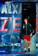 Alexander 'Sasha' Zverev of Germany enters the arena during the Nitto ATP World Tour Finals at the O2 Arena, London, United Kingdom on 16 November 2018. Photo by Martin Cole