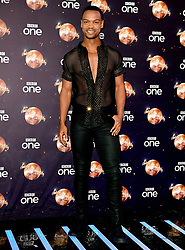 Johannes Radebe at the launch of Strictly Come Dancing 2018 held at The Broadcasting House, London.