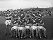 1959 - Soccer: Bohemians v Cork Hibernians.