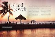 Profile On The Florida Keys