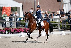 Cornelissen Adelinde, NED, Henkie<br /> Nederlands Kampioenschap Dressuur <br /> Ermelo 2017<br /> © Hippo Foto - Dirk Caremans<br /> 15/07/2017