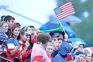 Mogadore at Elyria Catholic high school varsity football on Sept. 11, 2015, in Elyria, Ohio. Copyright © David Richard / www.davidrichardphoto.com
