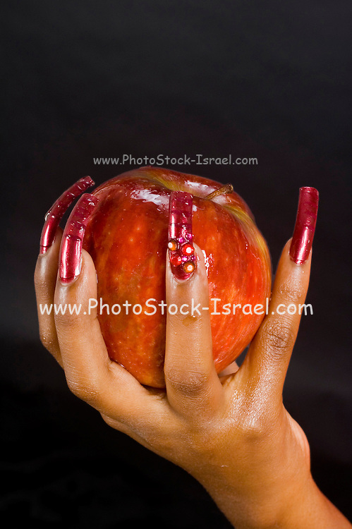 Of the many symbols associated with Rosh Hashanah, The Jewish new year the most popular and important is the apple dipped in honey, symbolizing a sweet round thus complete year