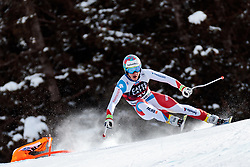 28.12.2017, Stelvio, Bormio, ITA, FIS Weltcup, Ski Alpin, Abfahrt, Herren, im Bild Gian Luca Barandun (SUI) // Gian Luca Barandun of Switzerland in action during mens Downhill of the FIS Ski Alpine Worldcup at the Stelvio course, Bormio, Italy on 2017/12/28. EXPA Pictures © 2012, PhotoCredit: EXPA/ Johann Groder