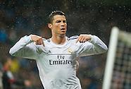 Real Madrid v Rayo Vallecano 300314