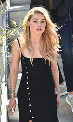 Amber Heard is seen at the L'Oreal stage at the Cannes film festival 2019. 16 May 2019 Pictured: Amber Heard. Photo credit: Neil Warner/MEGA TheMegaAgency.com +1 888 505 6342