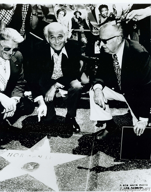 1975 Norman Lear's Walk of Fame ceremony