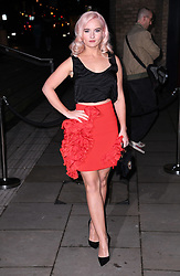 Grace Chatto arriving at the Fabulous Fund Fair, Camden Roundhouse, London.<br />Photo credit should read: Doug Peters/EMPICS