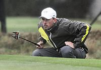 Golf - 2018 Sky Sports British Masters - Sunday, Fourth Round<br /> <br /> Alexander Bjork of Sweden, at Walton Heath Golf Club.<br /> <br /> COLORSPORT/ANDREW COWIE