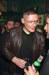 GILES DEACON at a punk party held at Selfridges, Oxford Street, London on 9th March 2006.<br /><br />NON EXCLUSIVE - WORLD RIGHTS