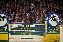 Van Tilburg Denis - Hold Up Premier<br /> KWPN Hengstenkeuring 2006<br /> Photo © Hippo Foto