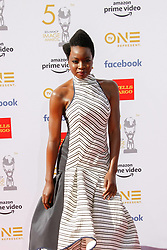 March 30, 2019 - Los Angeles, CA, USA - LOS ANGELES, CA: Danai Gurira attends the 50th Annual NAACP Image Awards at The DOlby Theatre on March 30, 2019 in Los Angeles, California. Photo: imageSPACE (Credit Image: © Imagespace via ZUMA Wire)